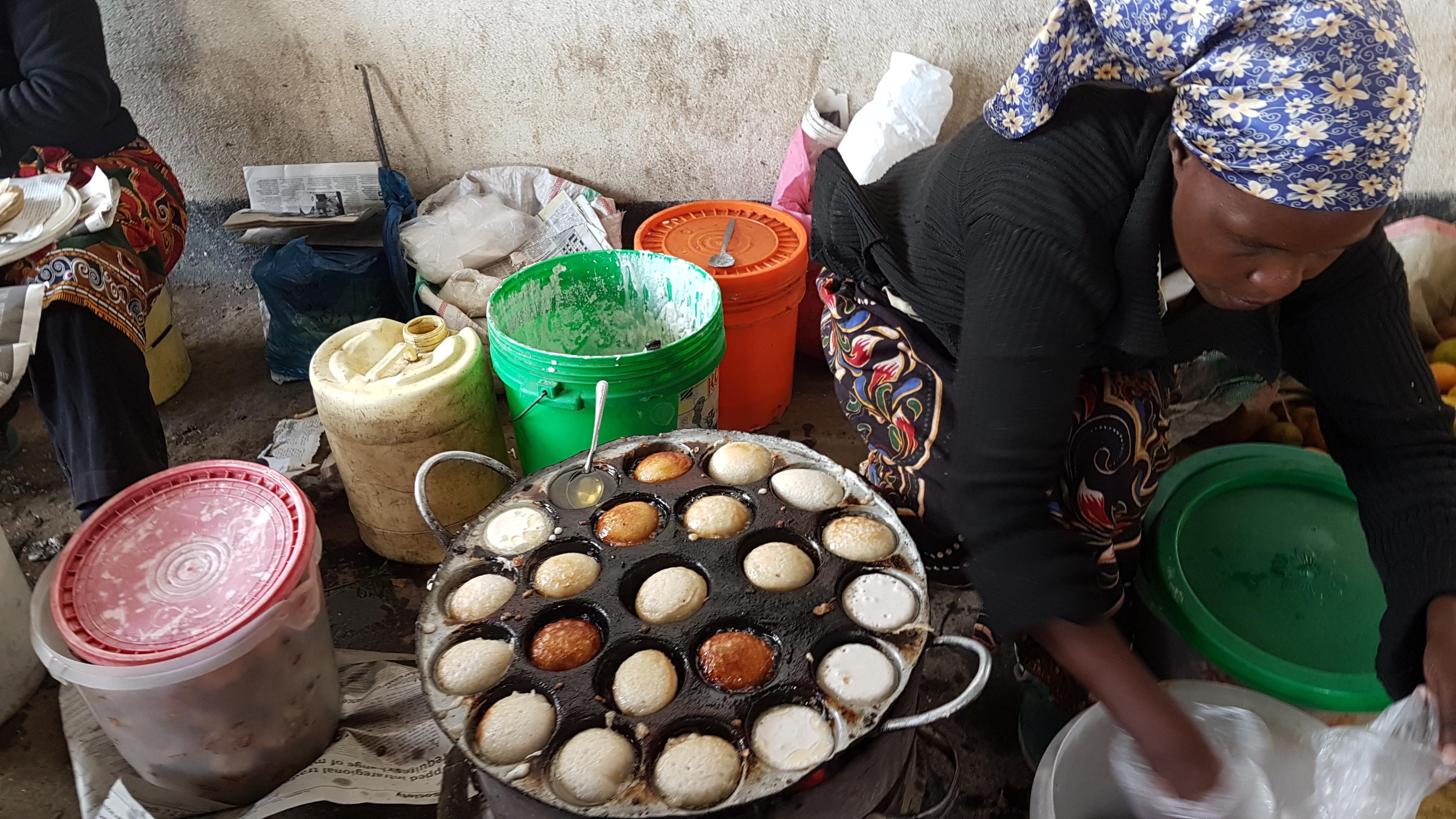 Snack Seller